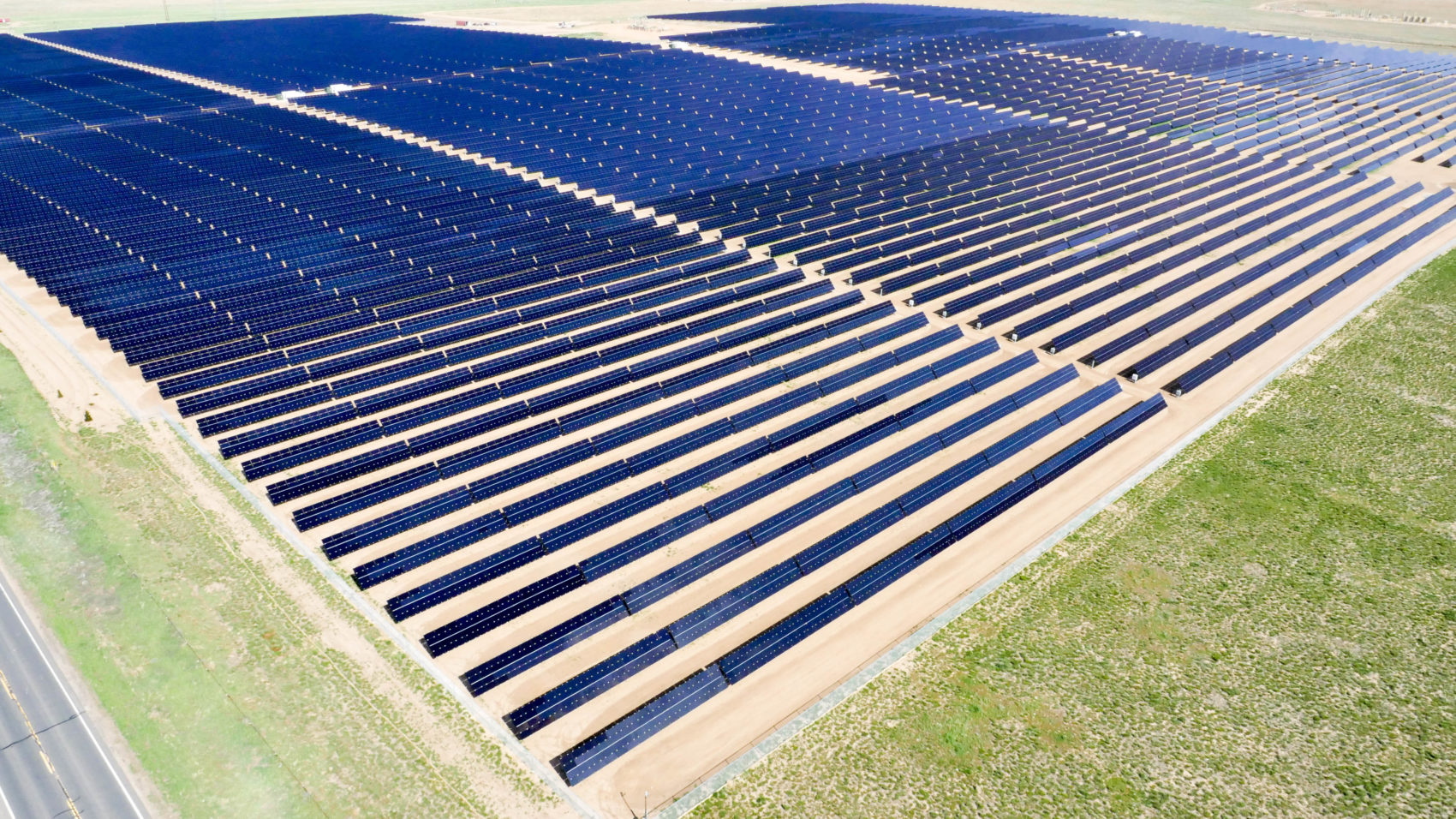 Fort lupton solar farm silicon ranch for Solar ranch