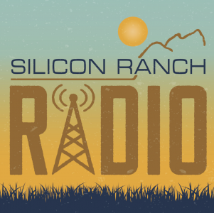 silicon ranch radio podcast graphic